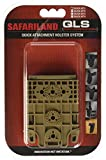 Safariland Quick Locking System Kit Flat Dark Earth QUICK-KIT1-55