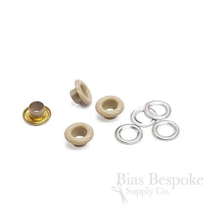SOL Basic 10mm Peach Set of 144 Size #00 Grommets