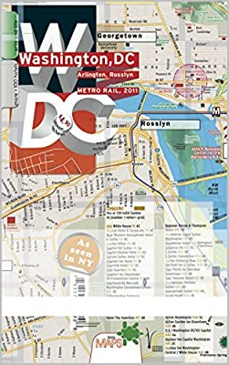 Washington DC Maps Guide: Landmarks, Metro