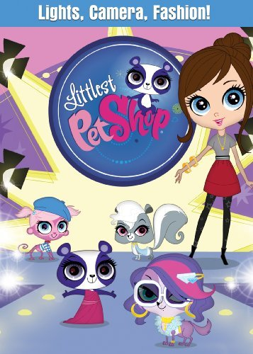 Littlest Pet Shop: Lights, Camera, Fashion!