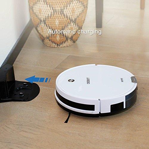 Ecovacs Deebot M82 Robotic Vacuum Cleaner Pet Hair Bare