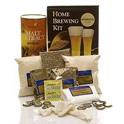 True Brew Oktoberfest Home Brew Beer Ingredient Kit from Monster Brew Home Brewing Supplies
