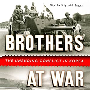 Brothers at War Audiobook