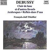 Debussy: Clair de lune et d'autres favoris