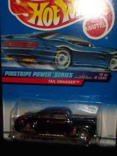Pinstripe Power Series #2 Tail Dragger #954 Mint Hot Wheels - 954 Series