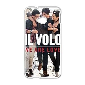 HTC One M7 Phone Case White IL VOLO UYUI6772534