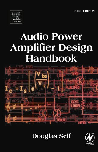 Audio Power Amplifier Design Handbook by Newnes