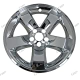 09-14 Dodge Challenger 18'' Chrome Wheel Skin