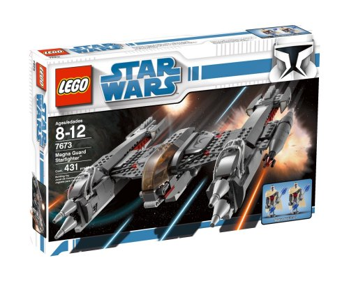 General Grievous Starfighter - LEGO Star Wars MagnaGuard Starfighter