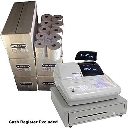 eposbits® marca rollos para Merlin/TOWA/Geller sx-680 SX680 caja ...