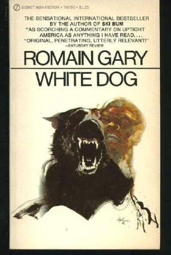 WHITE DOG, Gary, Romain