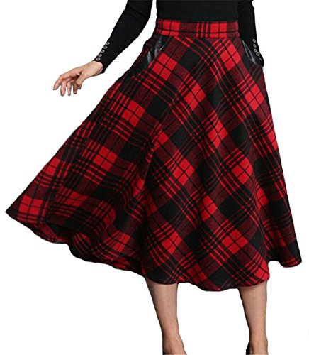 Plaid Skirts and Kilts for Women. From a traditional plaid kilted skirt to a cheeky little plaid mini kilt or mini skirt we have all the plaids you can dream qrqceh.tkr: Anna White.