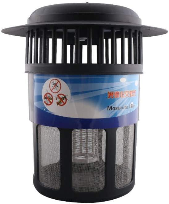 Lámpara para mosquitos, fotocatalizador, cría de animales agrícolas, huerto, insecticida súper de alta potencia, matar a la polilla, asesino de mosquitos fotocatalítico