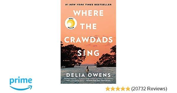 Amazon com: Where the Crawdads Sing (9780735219090): Delia