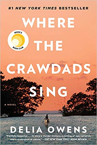 Amazon Fr Where The Crawdads Sing Delia Owens Livres