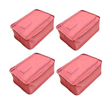 KYLINDRE Viajes Zapatos Bolsa de Almacenamiento, Portable ...
