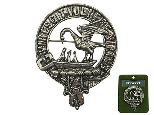 Scottish Crest Pin Badge (2.5