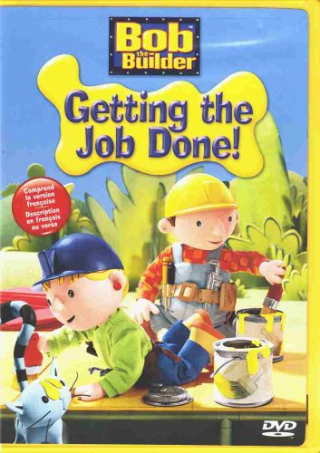Bob The Builder: Getting The Job Done