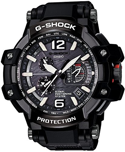 CASIO watch G-SHOCK gravity master GPS hybrid Solar radio GPW-1000FC-1AJF Men's