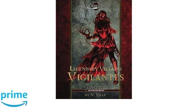 Legendary Villains: Vigilantes: Volume 4: Amazon.es ...