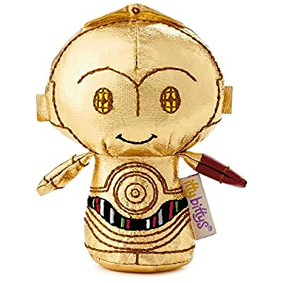 itty bittys Star War C-3PO With Red Arm Stuffed Animal Limited Edition