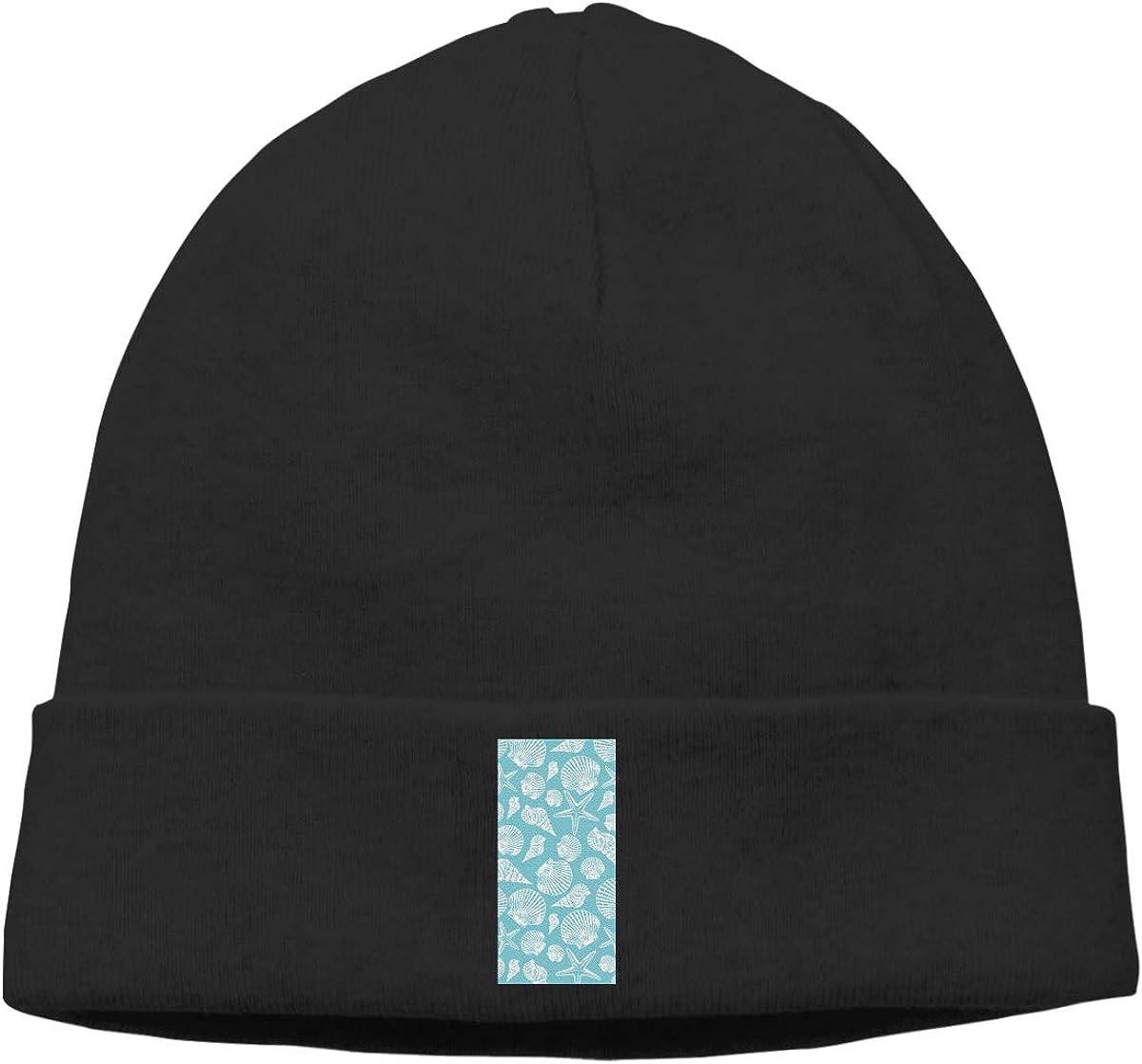 Nskngr Shellfish Cap Men Winter Summer Chunky Skull Cap Winter Hats