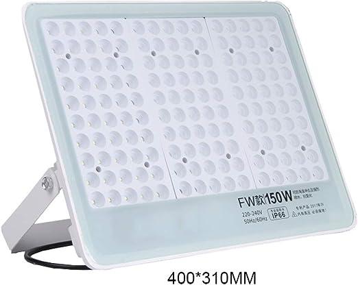 XEX Foco LED Proyector Patio, 100W/150W Luz De Trabajo De ...