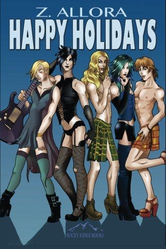 Download Happy Holidays (The Dark Angels) (Volume 4) pdf epub