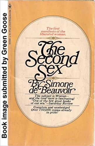 The second sex simone de beauvoir online chers pokies robbs