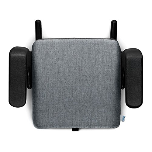 Clek OL12C2-GY Olli Backless Booster Seat Thunder