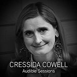 FREE: Audible Interview with Cressida Cowell