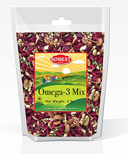 Unsalted Trail Mix - 9