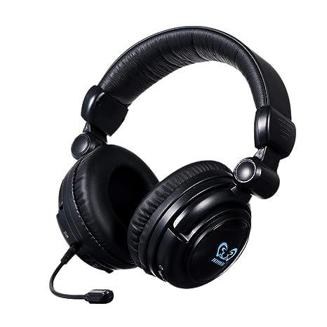 Docooler HUHD MI Auricular estéreo óptico de para Juegos de vibración inalámbricos