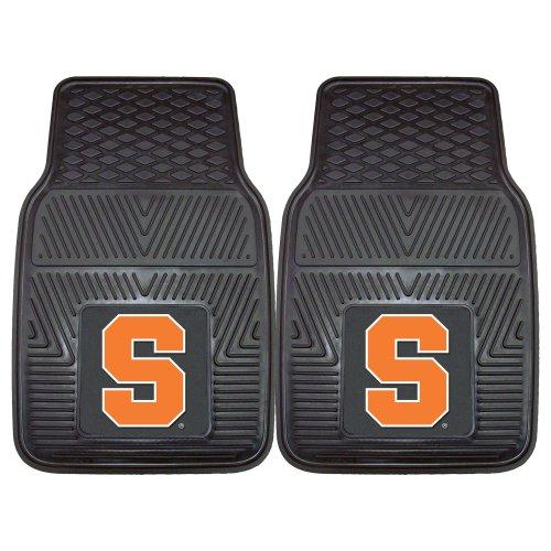 FANMATS NCAA Syracuse University Orange Vinyl Heavy Duty Car ()