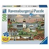 Ravensburger Beacons Cove Large Format Puzzle (500-Piece)