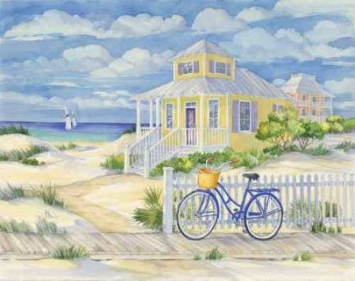 Beach Cruiser Cottage II by Paul Brent - 24