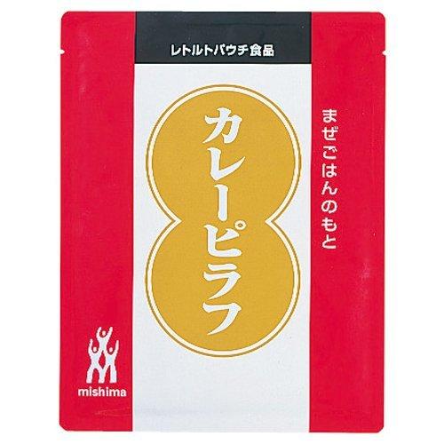 (Mishimashokuhin curry pilaf 1kg)