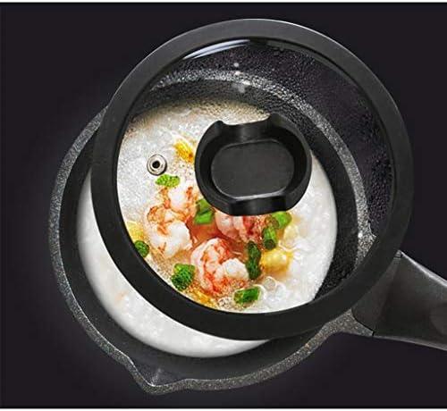 LINGZHIGAN Sakura Maifanshi Pot à Lait Complément Antiadhésif Babyfood Lait Chaud Nouilles Bouillies Mini Pots Épaissis