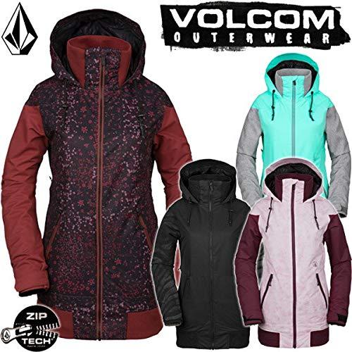 18-19 VOLCOM/ボルコム MEADOW INS jacket レディース スノーウェア ジャケット スノーボードウェア 2019 L BFP BFP Small