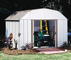 Amazoncom Arrow Shed LX1014 A Lexington 10 Feet by 14 Feet