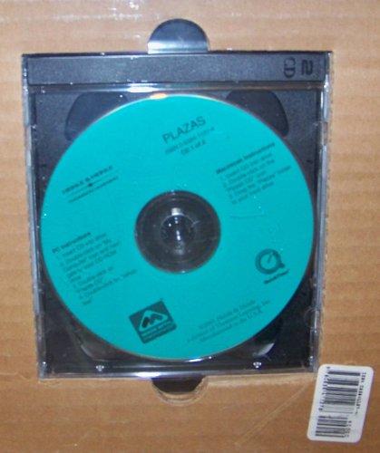 CD-ROM for Plazas: Lugar de encuentro para la hispanidad
