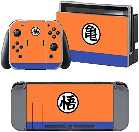 Dragon Ball - Pegatina Nintendo Switch - 1 Pegatinas de Consola ...