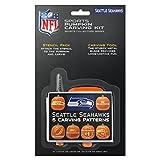 Boelter Brands NFL Seattle Seahawks Pumpkin Carving Kit
