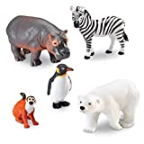 Learning Resources Jumbo Zoo Animals