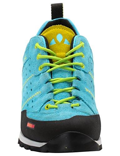 VAUDE Women's Dibona Advanced - Zapatillas de deporte exterior Mujer Azul - Blau (670 polar sea)