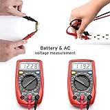 Etekcity Digital Multimeter, Voltage Tester Volt