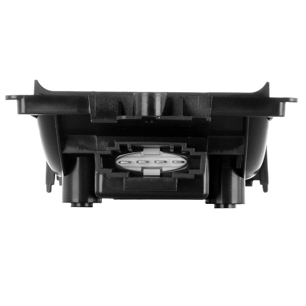 Resistencia para motor de calefacci/ón por ventilaci/ón 1J0819022A 1J0 819 022A 2040048 de Saite Garage