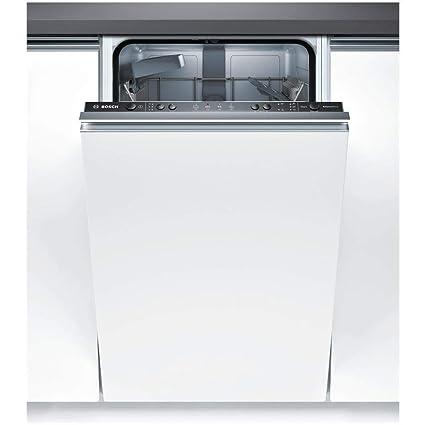 Geschirrspülmaschine Einbau Geschirrspüler Automat Edelstahl EEK A schwarz