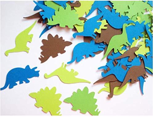 Amazon.com: Astra Gourmet Dinosaur Paper Confetti Dino Theme ...