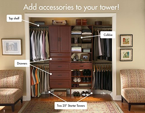 ClosetMaid 8899 SuiteSymphony 25in. By 5in. Drawer, Cherry: Amazon.ca: Home  U0026 Kitchen